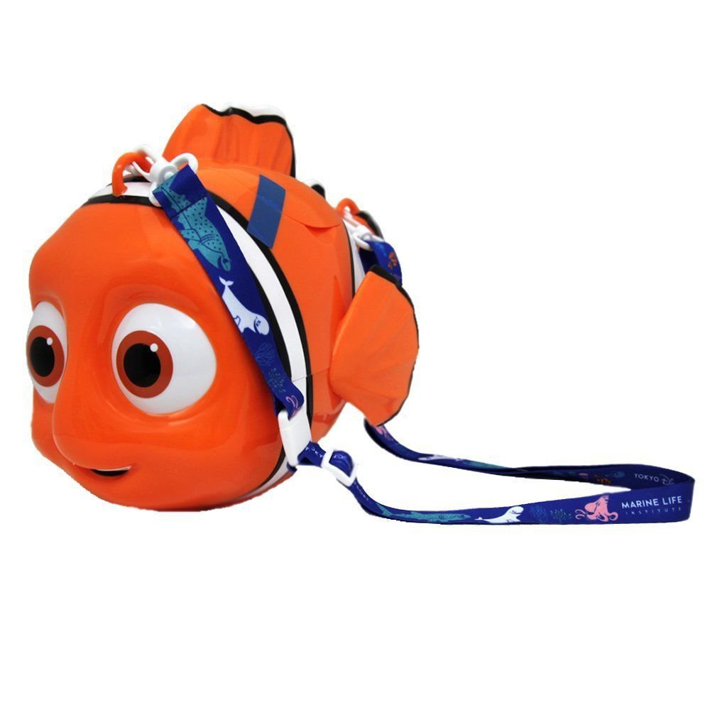 Tokyo Disney Sea Limited Character Finding Nemo Popcorn Bucket Container Case