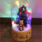 Disney Character Goods Winnie the Pooh Premium Christmas Tree Dome Item