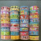 Disney All Star wrapping tape 32 pieces set Character Mickey Minnie Donald