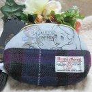 Disney Alice in Wonderland Harris Tweed Wallet Pouch Case Ladies Bags