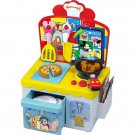 Disney Takara Tommy Magical Mall Order 2WAY Restaurant Kitchen Cooking Toy