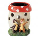 Disney Character Thip & Dale Solar Garden Light Figure Ornament Lamp