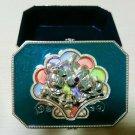 Tokyo Disneyland Hotel Mira Costa Limited Ochiello Jewelry Case Accessory Box
