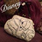 Disney Character Donald Duck Fur Bag Pochette Shoulder Pouch Clutch Bag