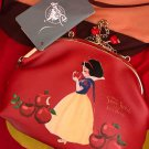 Disney Store Character Snow White Primary Chain Pouch Apple Purse purse