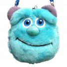 Tokyo Disney Resort Limited Monsters Ink Sally Plush Toy Coin Case Pochette