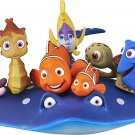 Disney Finding Nemo lazy character (Set includes 8 Kinds) Balance Game Toys