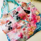Disney Store Japan Character Minnie Mouse Folding Eco Bag Nylon Shoulder
