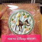 Tokyo Disney Resort Bambi Jewelry case Accessory box ring Pierce case Disneyland