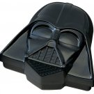 Star Wars Character Darth Vadder Die Cut Lunch Box Case Japan Item