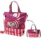 Disney Cheshire Cat 2 WAY Tote Bag Shoulder Alice's Hand in Wonderland Ladies