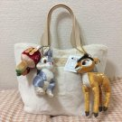 Disney × COLORS by Jennifer sky Bambi Miss Bunny Tonari Bag & Charm Item