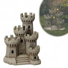 Disney Character Wonderland Solar Light Castle Garden Ornament Figure Setocraft