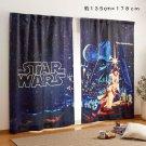 Star Wars Curtain Picture Doorway Partition Darth Vader blue polyesterReputation