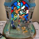 Disney Daiichi Seime Cinderella Castle Stained Glass Sleeping Beauty Castle Lamp