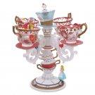 Disney Store Japan Alice in Wonderland ALICE PARTY LED light Tea cup lamp figure