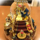 Disney Character Goods Beauty and the Beast Snow Globe Globe Music Box Dome