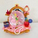 Tokyo Disney Tinker Bell Figure Perfume Snow Globe Snow Dome Rare Item Girls