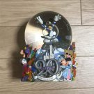 Tokyo Disneyland 20th Anniversary Mickey & Minnie & Donald Snow Glove Dome
