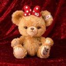 Disney Character Goods Unibeasity Plushie Steiff Purin Knopf im Ohr Doll Item