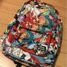 Disney Character Little Mermaid Ariel Pattern Rucksack Backpack School Bag