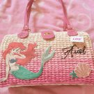 Disney Little Mermaid Ariel Basketbag Pochette Pink LDS Shoulder bag Toto Ladies