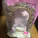 Disney Store Japan Character Goods Aristo cat Marie Stand Mirror Table Mirror