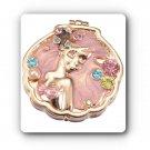 Disney Store Japan Ariel Jewelry Case Fairy Season Pill Accessory