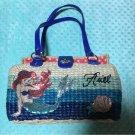 Disney Little Mermaid Ariel Basket bag Pochette Blue LDS Shoulder bag Ladies