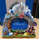 Tokyo Disneyland Character Goods All Character Photo Frame Stand Item!
