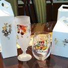 2013 Tokyo Disney 30th Anniversary Summer Festival Hotel Ambassador Glass Set