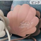 Disney Japan Limited Little Mermaid Ariel Shell Shoulder Bag Pink Pouch Ladies