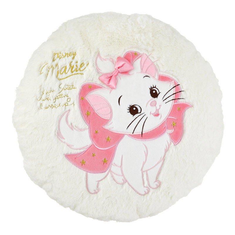 Disney Store Japan Aristocat Marie Face Cushion White Hausewares Ladies