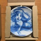 Disney art exhibition Tokyo limited Little mermaid Ariel mini dish plate Picture