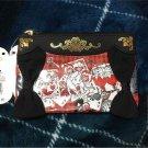 Disney store Japan Alice in Wonderland multi pouch withTissue case mini bag