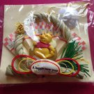 Winnie the Pooh and Honey pot Japan Style New Year Ornament Figure decoration