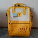 Disney's Winnie The Pooh Anero's Style Backpack  School Bag Pouch Case