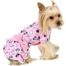 Disney Minnie Mouse Inner Wear for Dog Chihuahua Baby Petit Heat One Piece 4S