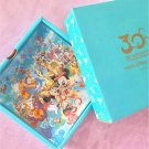 Tokyo Disney Resort 30th Anniversary The Happnes Year Table Stand Clock