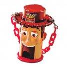 Tokyo DisneySea 2018 Pixar Toy Story Woody Mini Snack Case Container Bucket