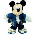 Tokyo Disney Resort 2011 Kimono Character Item Mickey Plush Doll Key Chain Strap