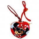 Tokyo Disney Resort Sunglasses Goods Minnie Mouse Ticket Holder with Neck Strap