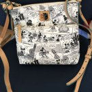 Dooney & the Bourke Mickey Mouse Comic Shoulder Bag Pochette