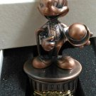 Tokyo Disneyland Hotel Mickey Mouse Bronze Image Serial NO. Accessory Case Limit
