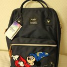 D23 Expo Japan Mickey Mouse Fantasia anello Saigusa Embroidery Backpack Backpack