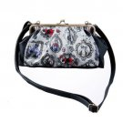Tokyo Disney Resort Limited Villans Malleificcent Cruella Azura Shoulder Bag