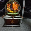 US Disney Character Goods Pirates of the Caribbean AT World End Snow Globe