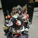 Disney Store Japan Nightmare Before Christmas JACK Snow Dome Snow Globe MusicBox