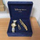 Disney store Japan Cinderella pearl bracelet Watch limited item bangle