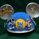 Tokyo Disney Resort Park Fan Club Limited Funderful 25th Anniversary Tweezers